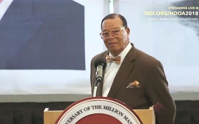 Call On Twitter to Delete Farrakhan's Anti-Semitic Tweet
