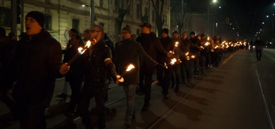 """#NazisOut: Say """"No"""" To Neo-Nazis Celebrating Hitler's Birthday this Weekend"""