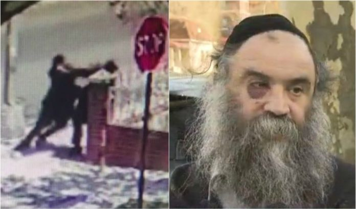 Split screen menachem moskowitz