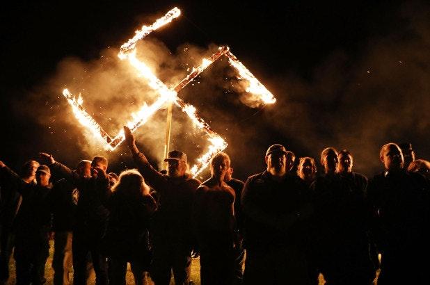 Neo nazis georgia feature