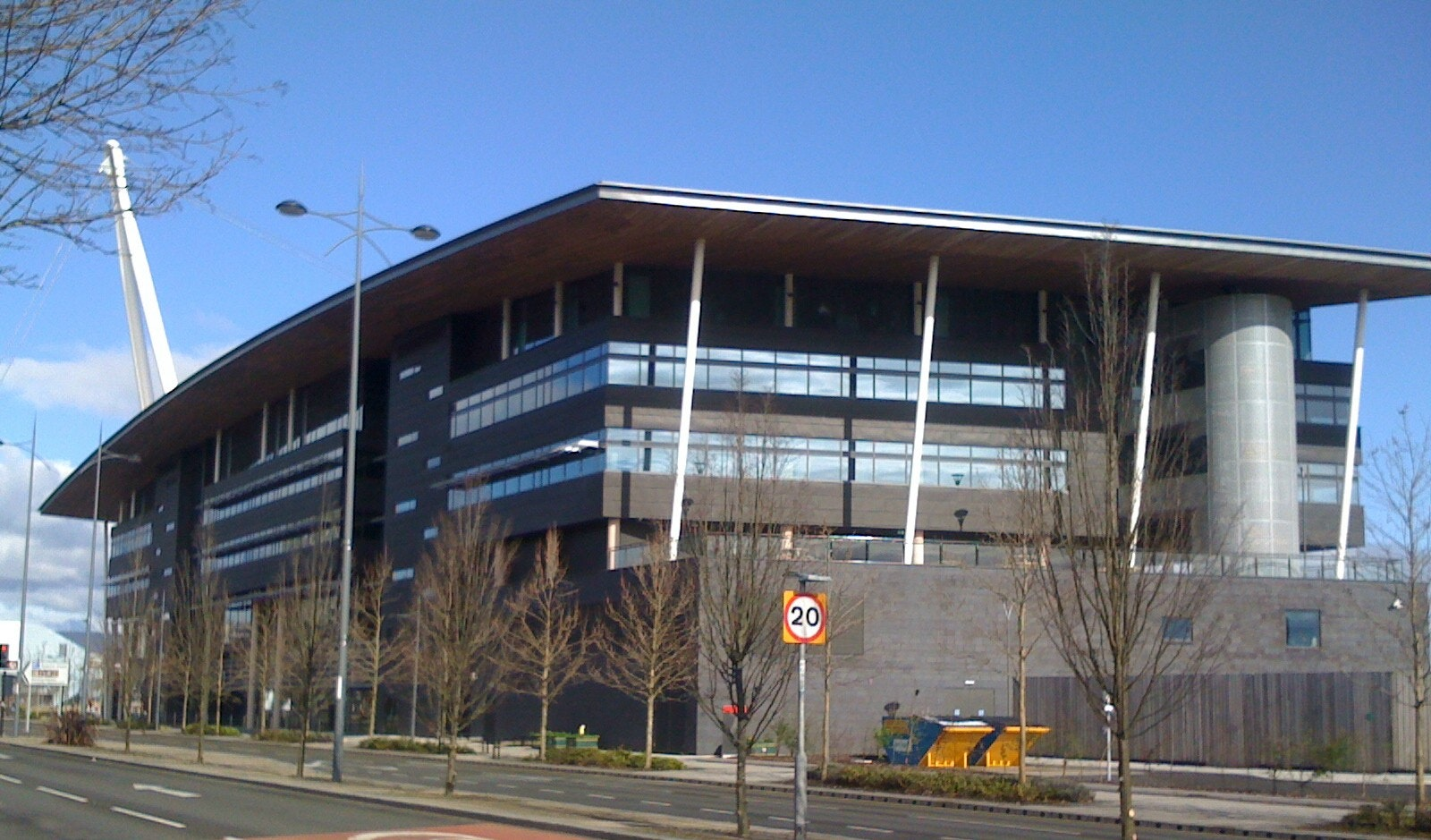 University of south wales  newport city centre campus