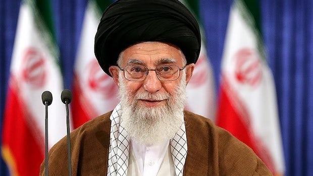 Ayatollah ali khamenei casting his vote for 2017 election 3