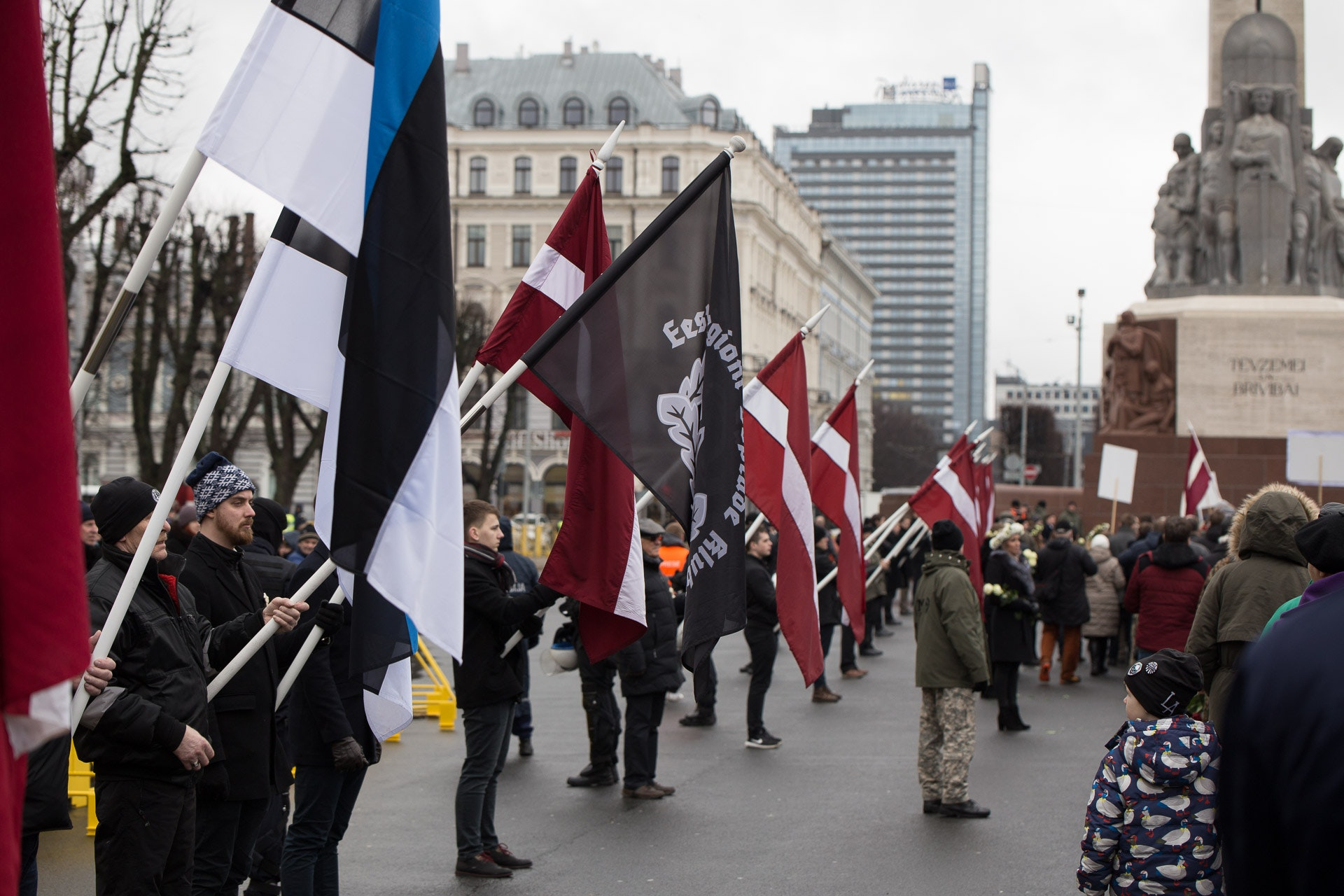 Riga tag der legionaere 18 0250