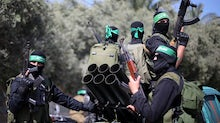 Hamas prepars for land day