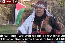 Memri   throw jews in ditches