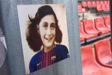Ana frank article spain