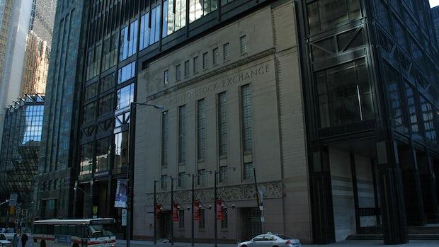 Toronto stock exchange 01