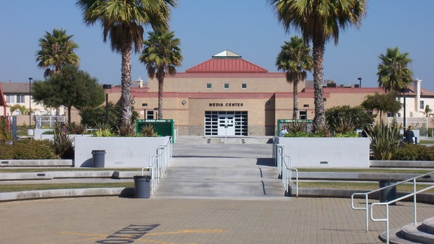 Pacifica high school s media center